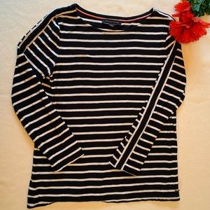 Tommy Hilfiger 100% cotton long sleeve top